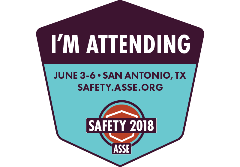 I Am Attending Safety 2018